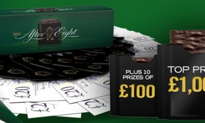 Win a Mint with AFTER EIGHT
