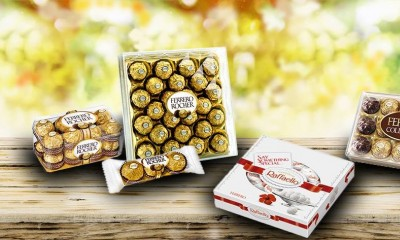 Win Free Ferrero Rocher Chocolates