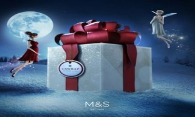 Win Free M&S Christmas Treats