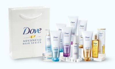 Win a Free Dove Luxury Hamper