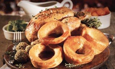 Win a Free Aunt Bessie's Chicken Roast Dinner