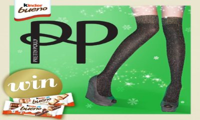 Win a Free Pretty Polly Stockings