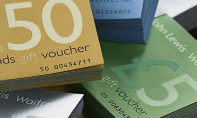 Win £100 Waitrose Vouchers