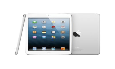 Win a 16GB White Apple iPad Mini