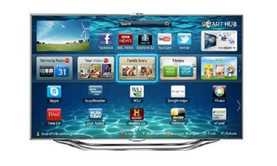 Win a 55-inch Samsung TV