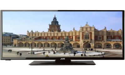 "Win a JVC full 1080p HD 39"" Smart LED TV"