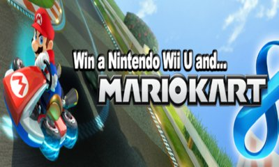 Win a Nintendo Wii and MarioKart 8