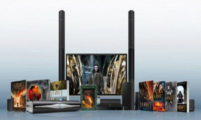 Win an Incredible Home Entertainment Package