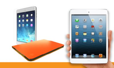 Win an iPad mini 3 and protective Tactus Bundle