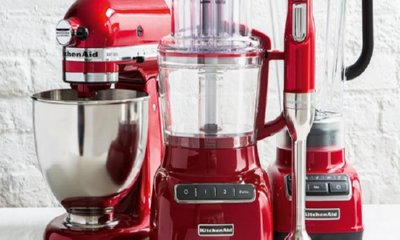Win four KitchenAid Products