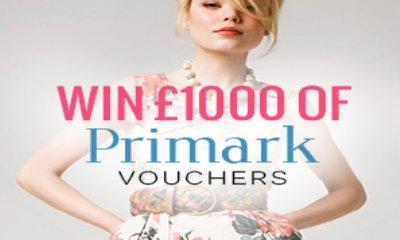 Win £2,000 of Primark Vouchers
