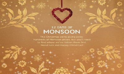 Win 1 of 100s of Monsoon Prizes