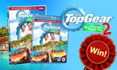 Win Signed Copies of Top Gear: The Perfect Road Trip 2