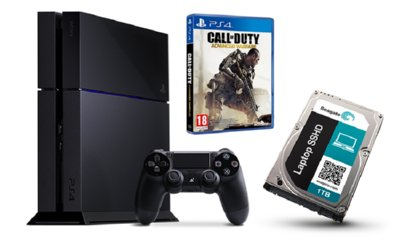 Win a PlayStation 4 with HEXUS and Seagate
