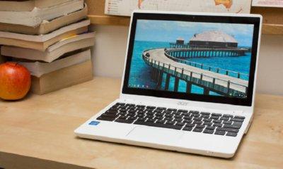 Win an Acer Chromebook 13