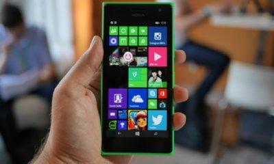 Win the new Nokia Lumia 735 phone