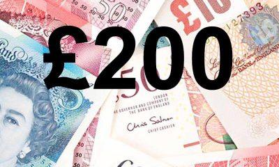 Win £200 Cash